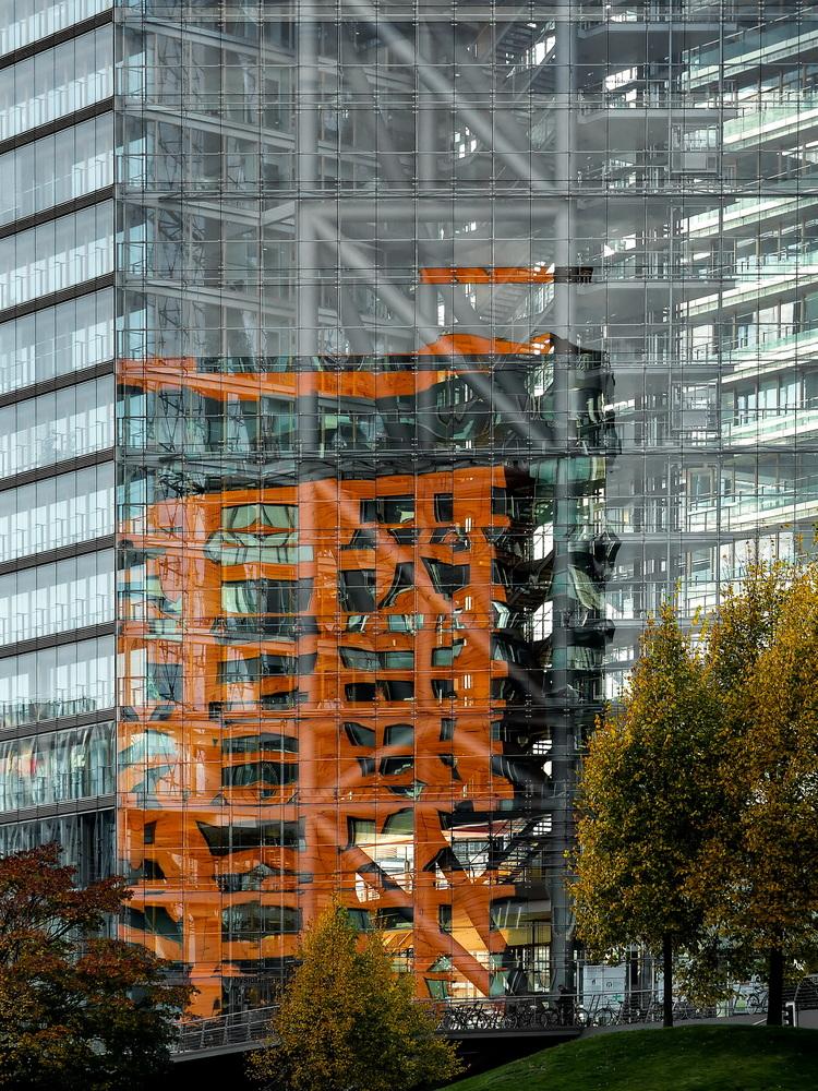 Herbstliches Düsseldorf