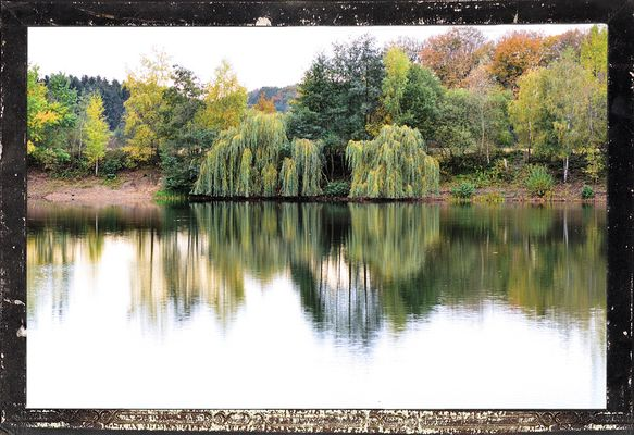 Herbstliches Impressum