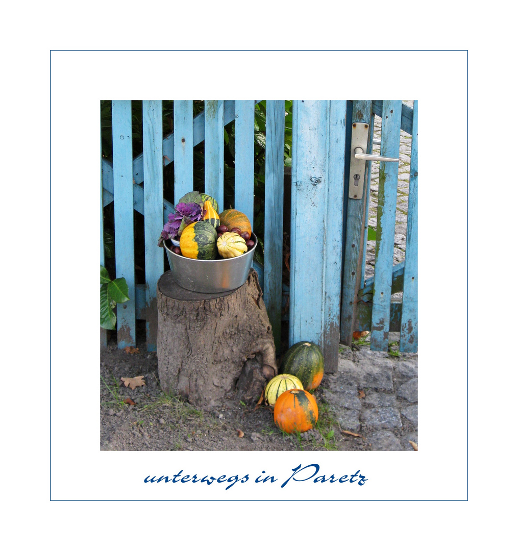 Herbstliches Paretz VI