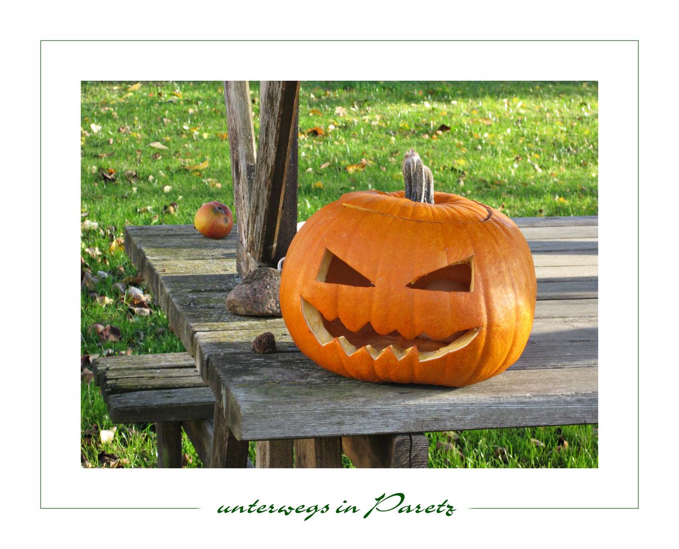 Herbstliches Paretz VII