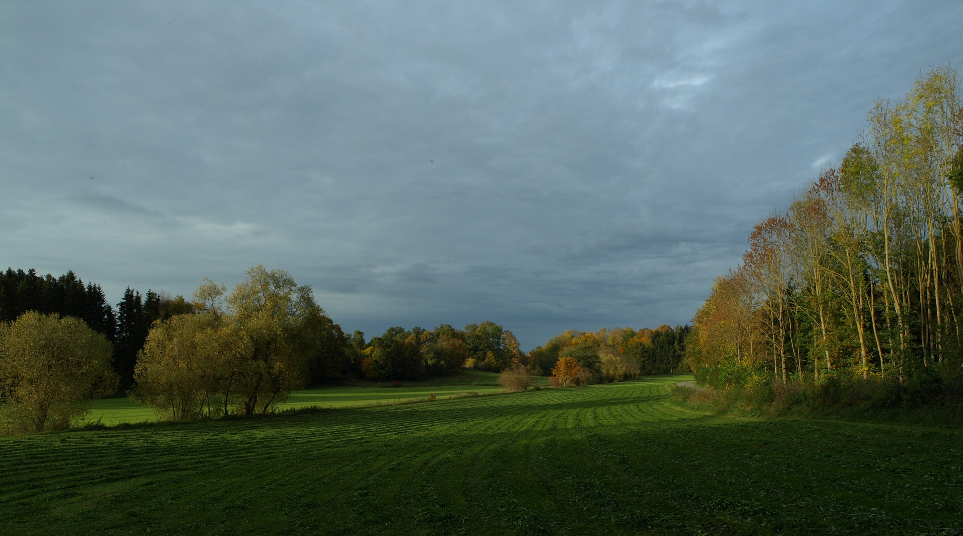 herbstliches Rotbachtal