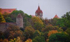 Herbstliches Rothenburg ob der Tauber