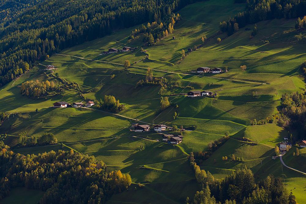 ... Herbstlicht - Südtirol ...