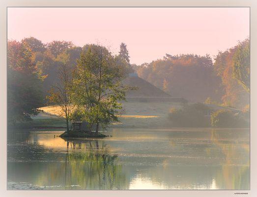Herbstlich(ter) aus Branitz . .