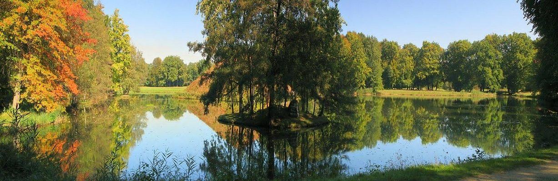 Herbstlich(ter) in Branitz