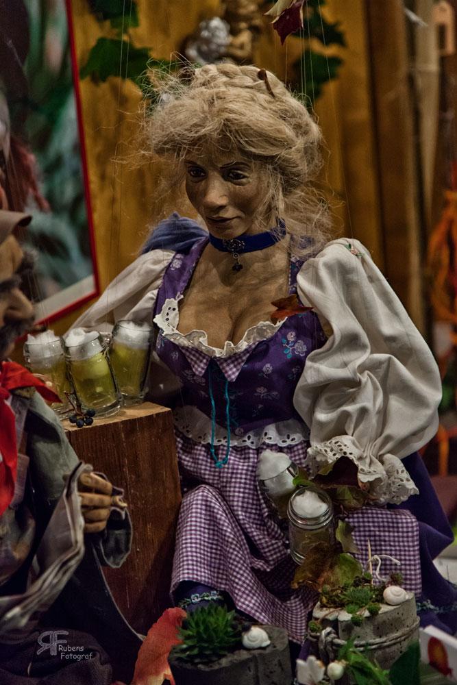 Herbstmesse 2013 Frau