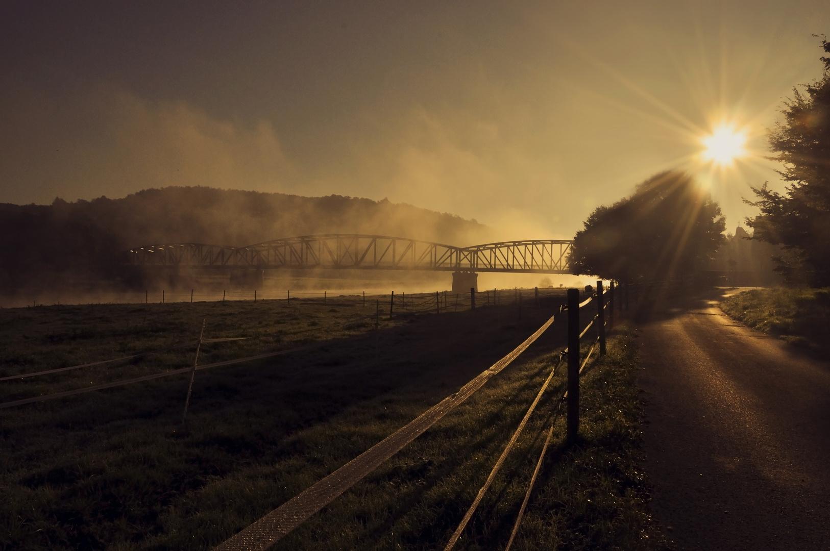 Herbstmorgen #2