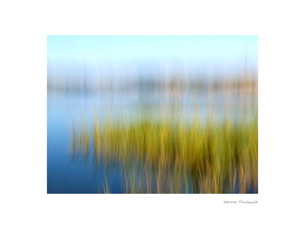 Herbstmorgen am Borkener See