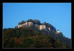 Herbstmorgen am Königstein