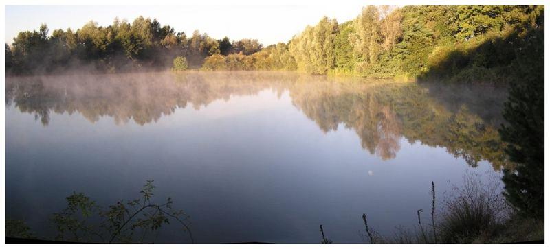 Herbstmorgen am Tallesee