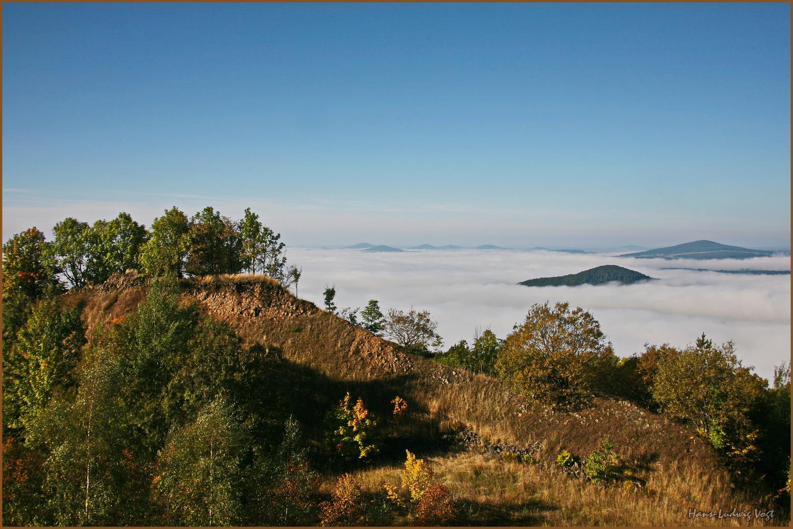 Herbstmorgen auf dem Öchsenberg