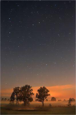 Herbstnacht im Land der Horizonte