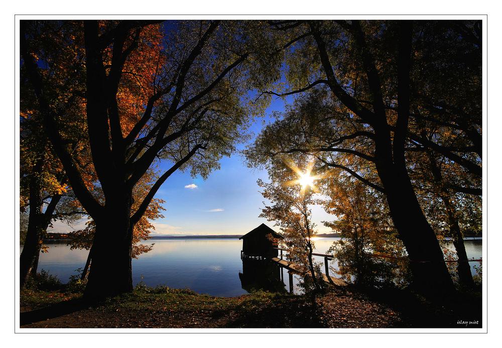 * Herbstrahmen * 2