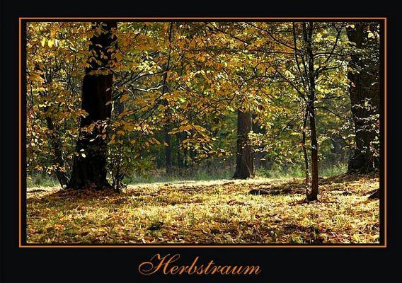 Herbstraum