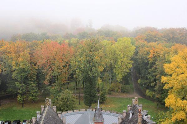 Herbstreise zum Schloss Marienburg