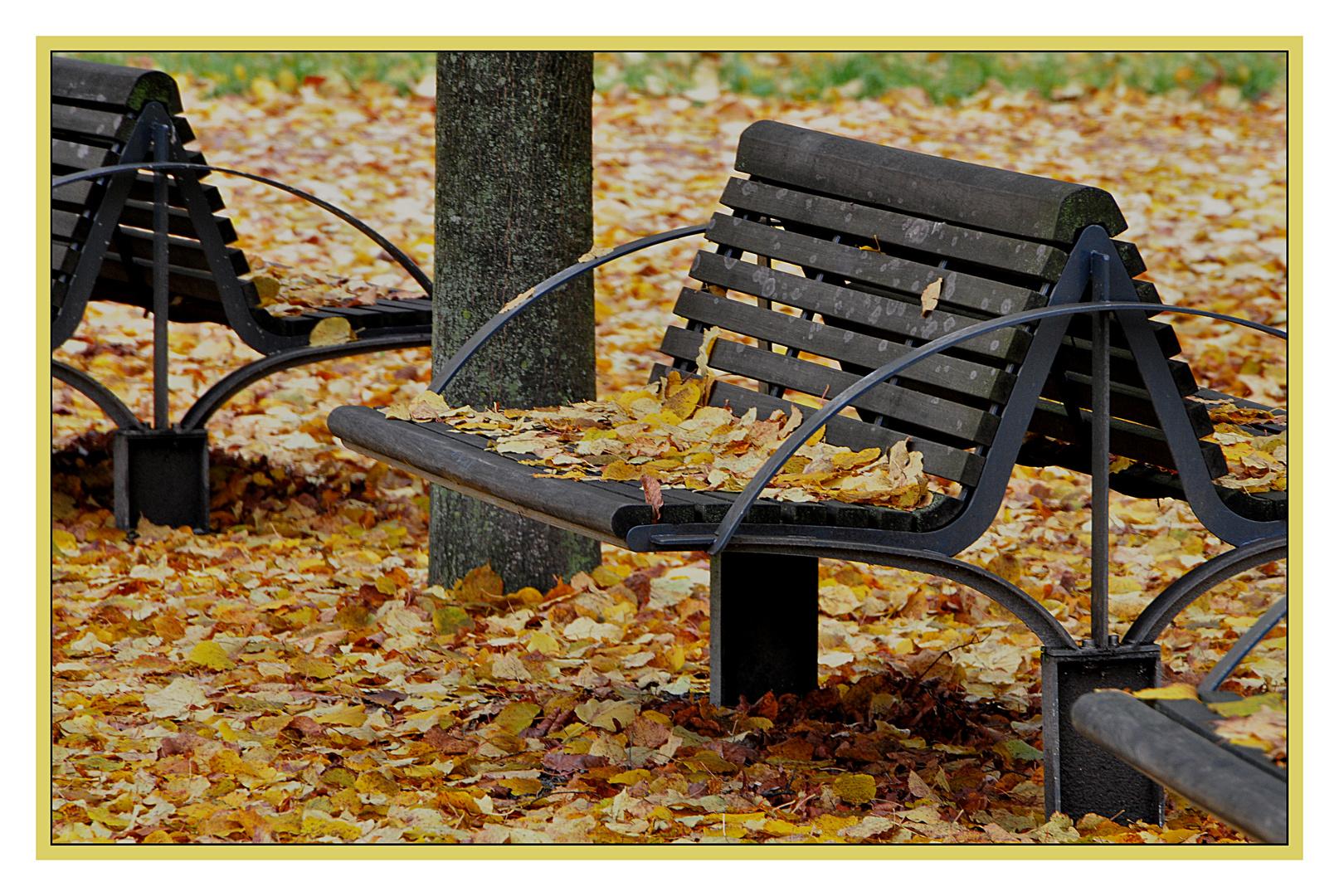Herbstruhe ....