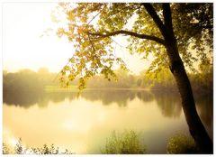 *** Herbstseeträumerei ... ***