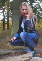 Herbstshooting 2013 Model Yvonne