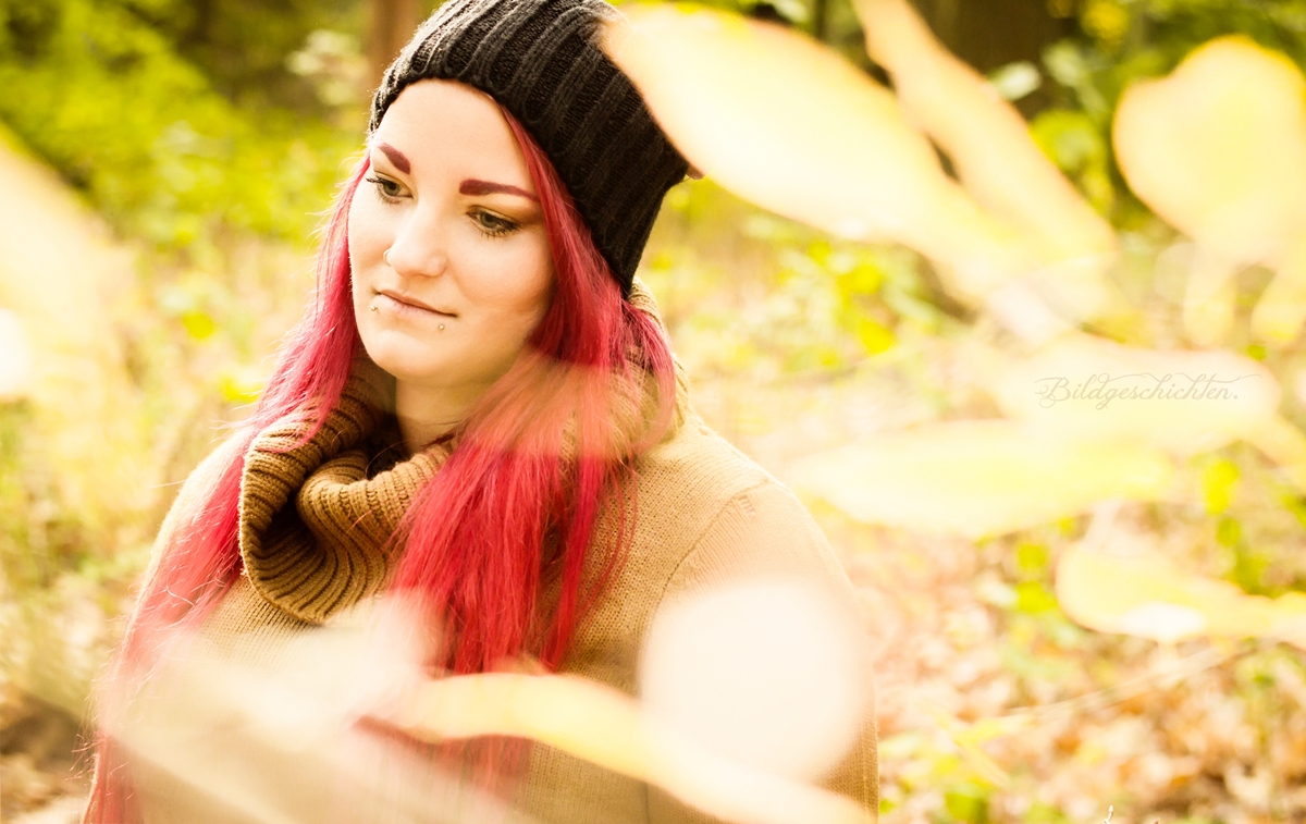Herbstshooting mit Bildgeschichten