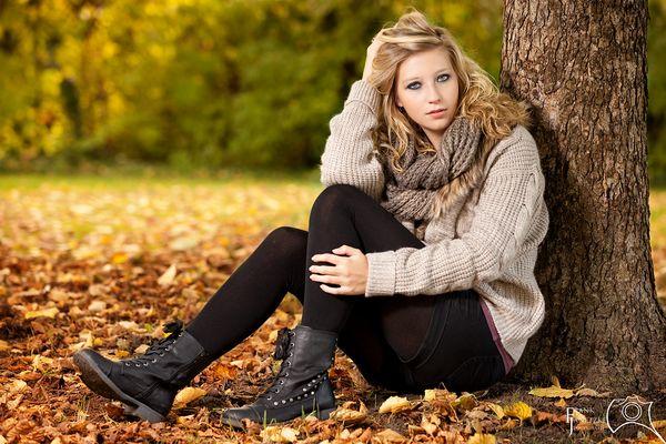 Herbstshooting mit Elena