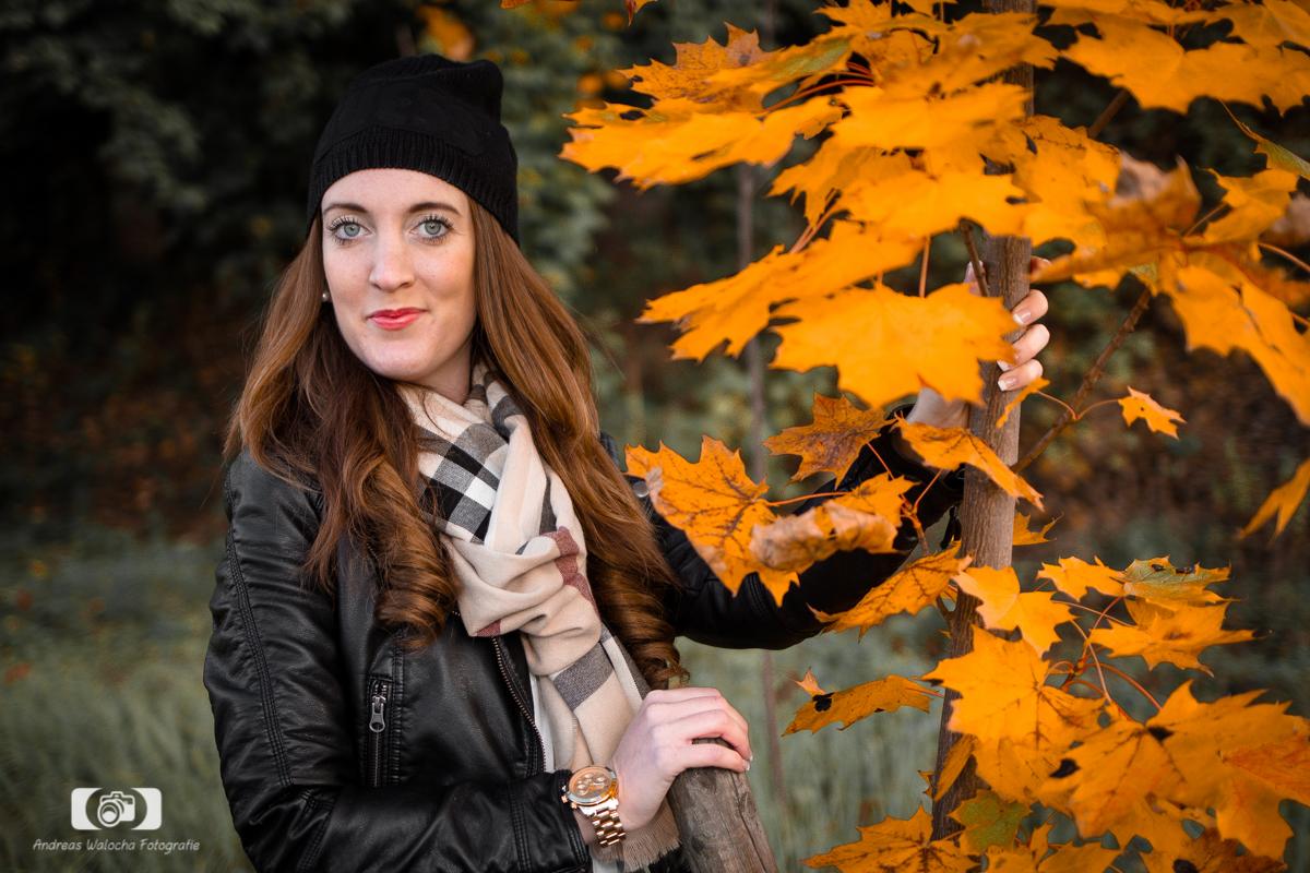 Herbstshooting mit Lisa 2