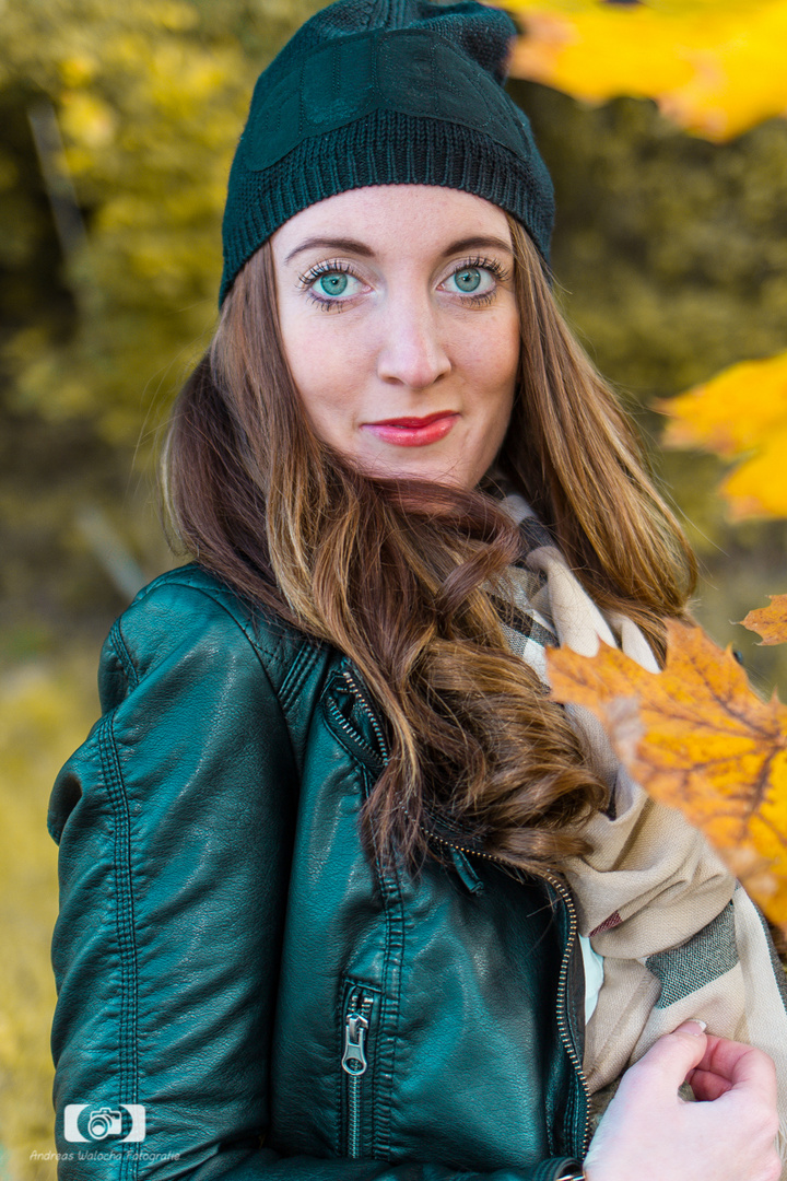 Herbstshooting mit Lisa 5