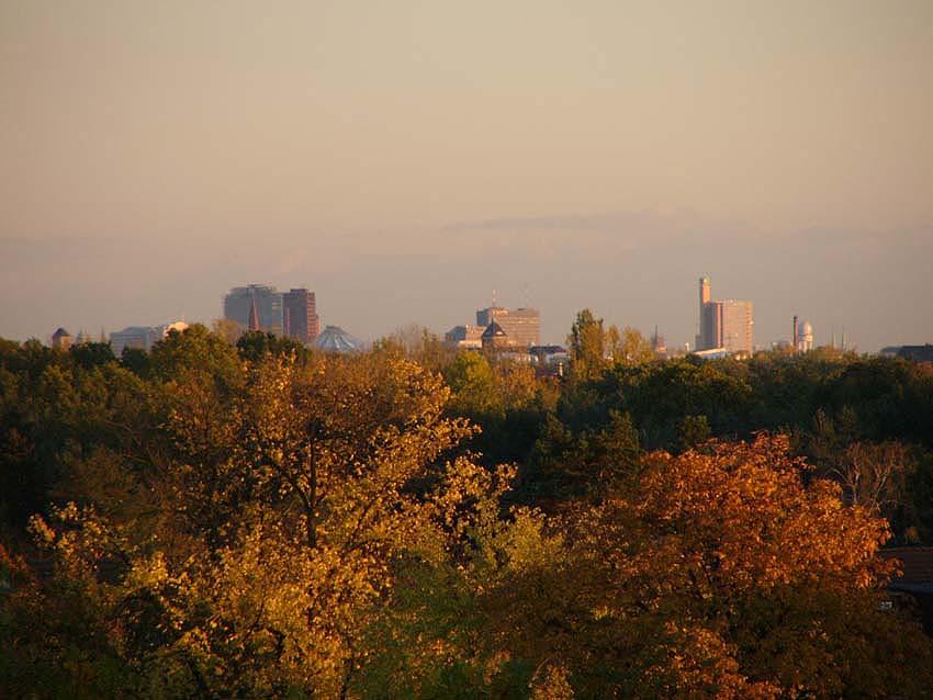 Herbstsicht