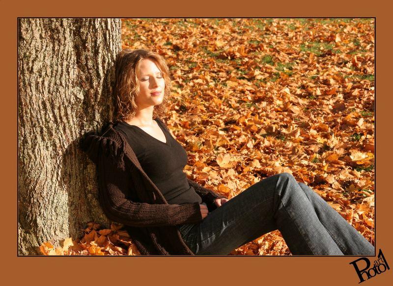 Herbstsonne II