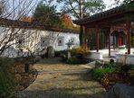 Herbstsonne im Chinesischen Garten 3