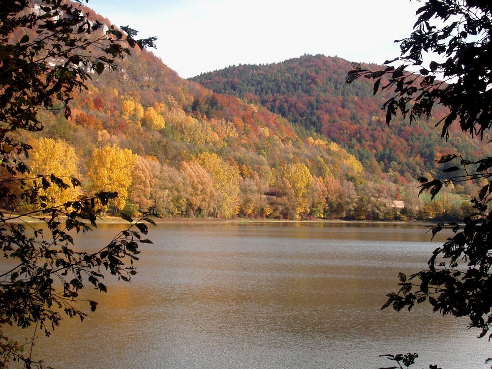 Herbstspaziergang am See ;)