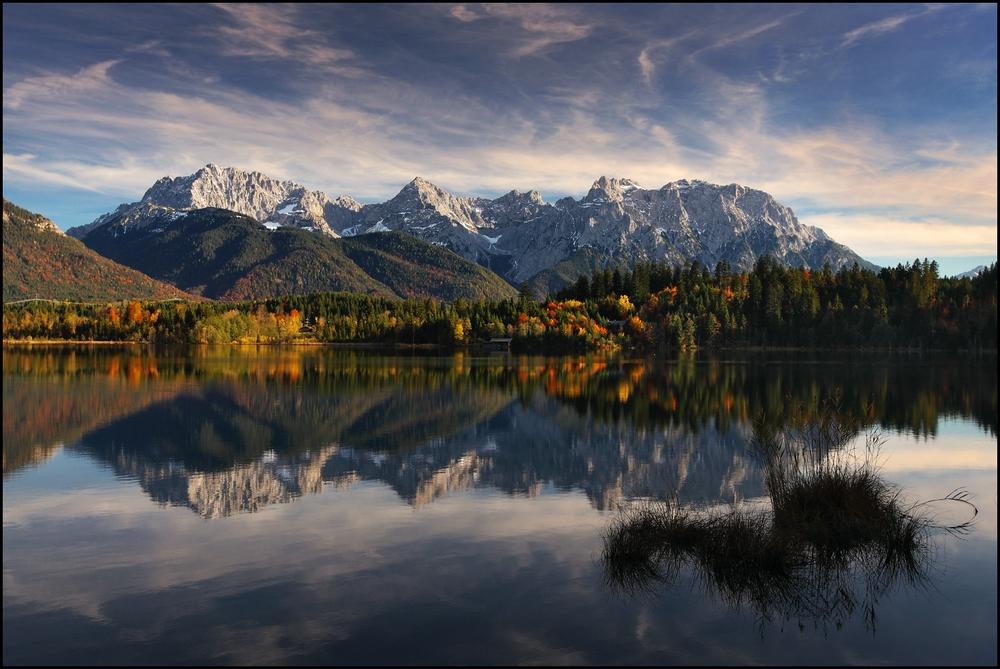 ~ Herbstspiegelung ~