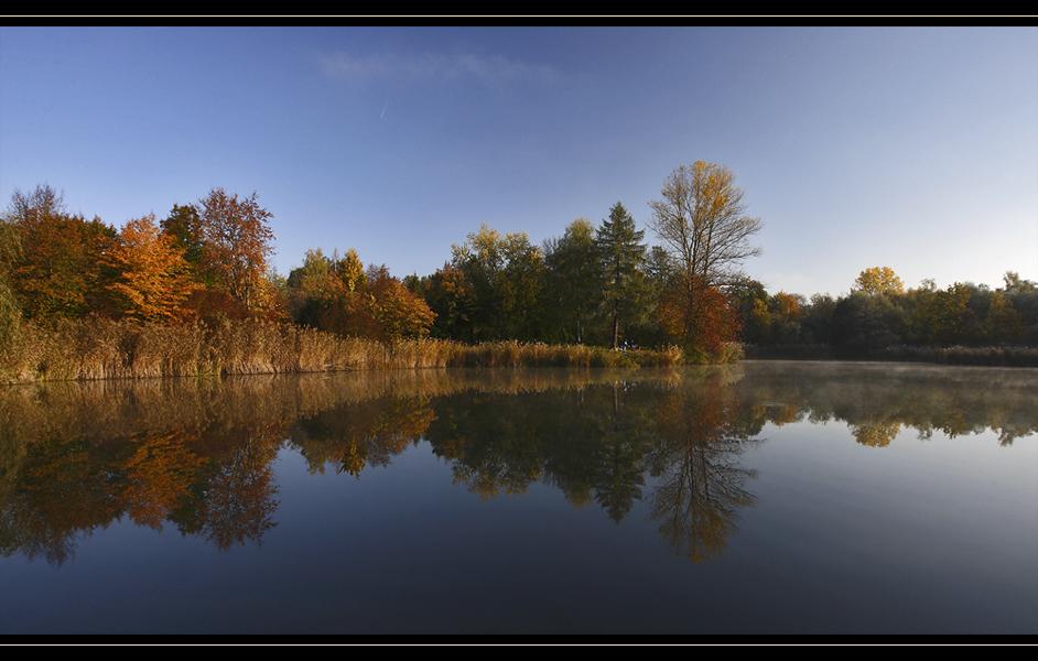 Herbstspiegelung II