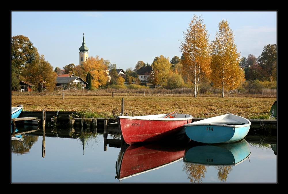 ~~ Herbstspiegelung VI ~~