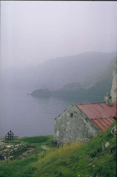 Herbststimmung an der irischen Küste