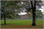 Herbststimmung im Kensington Park