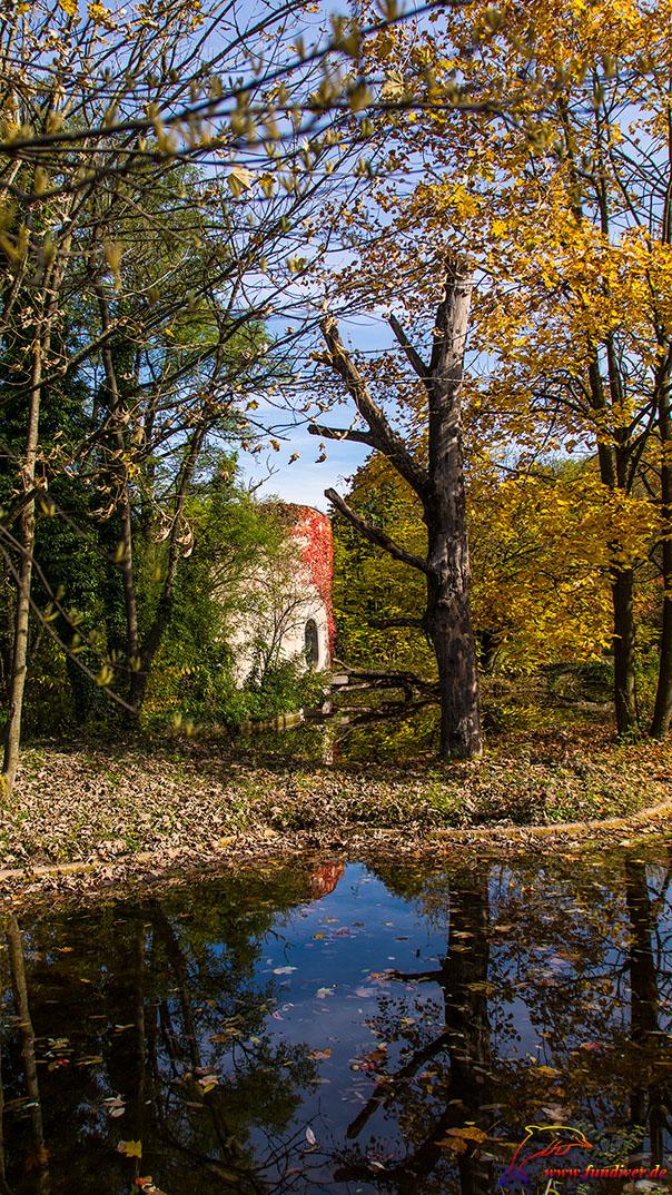 Herbststimmung im Münchener Zoo
