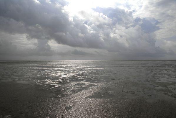 Herbststimmung im Wattenmeer