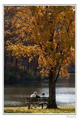 Herbststimmung in Cincinnati
