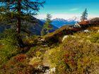 Herbststimmung in den Alpen