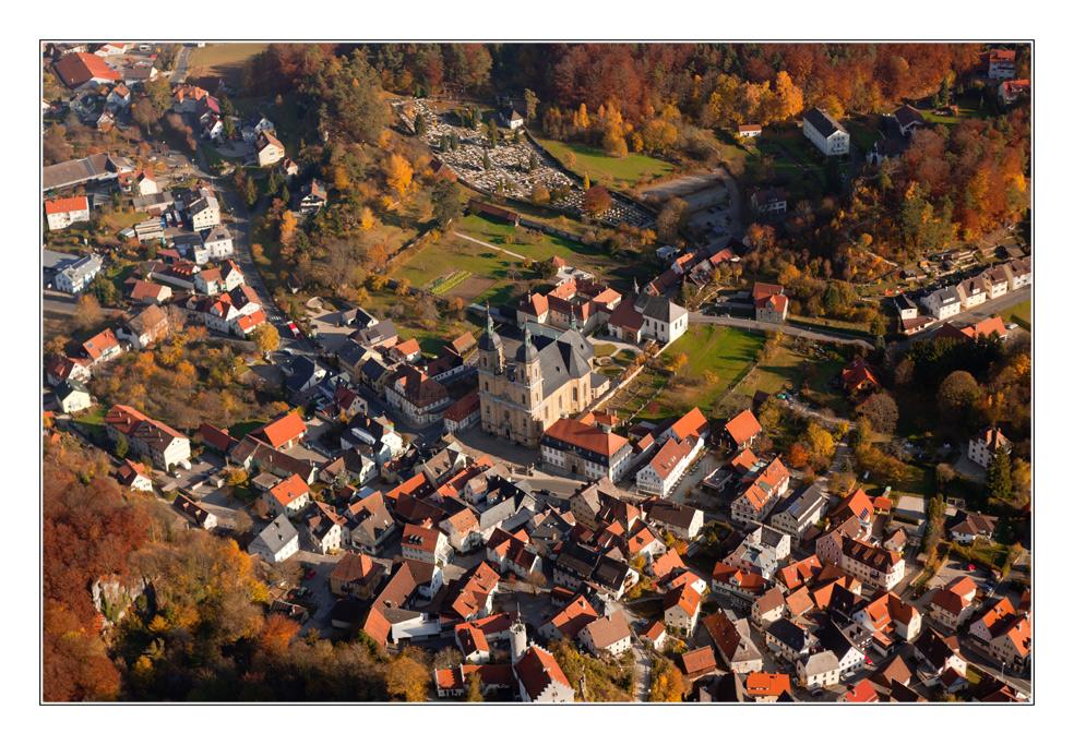 Herbststimmung in der Fränkischen Schweiz