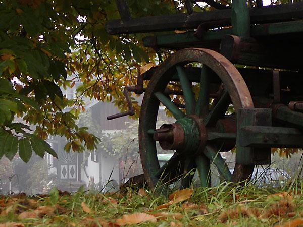 Herbststimmung in der Steiermark