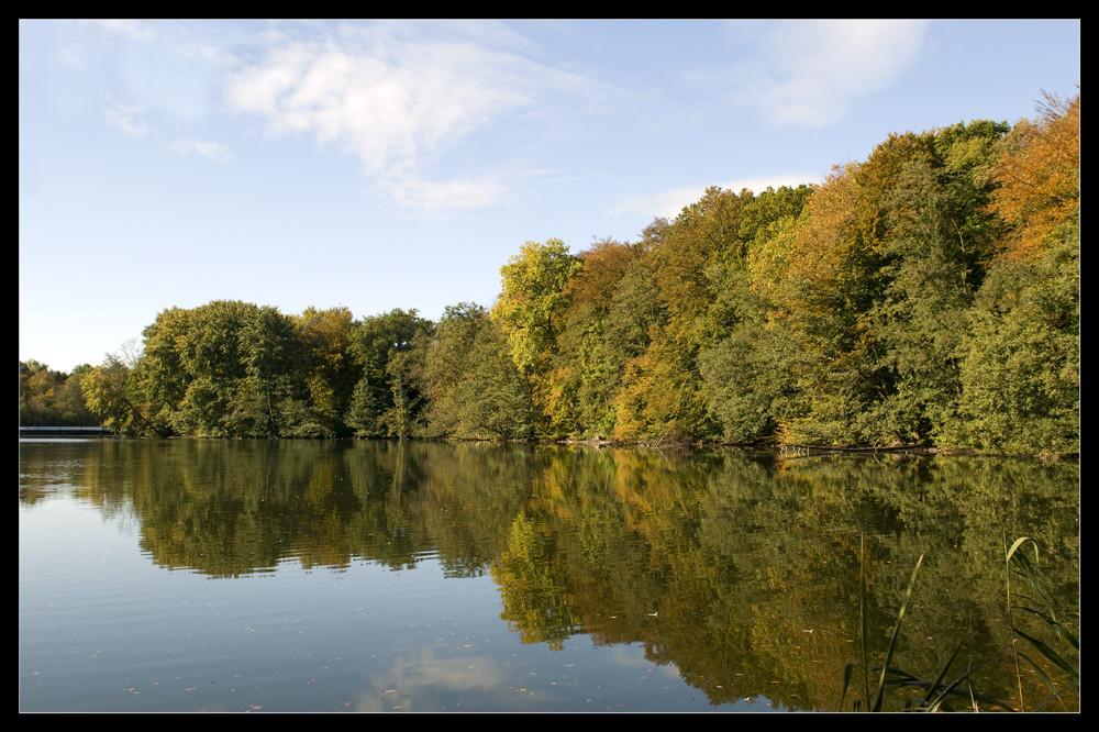 Herbststimmung in Emkendorf