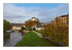 Herbststimmung in Greiz