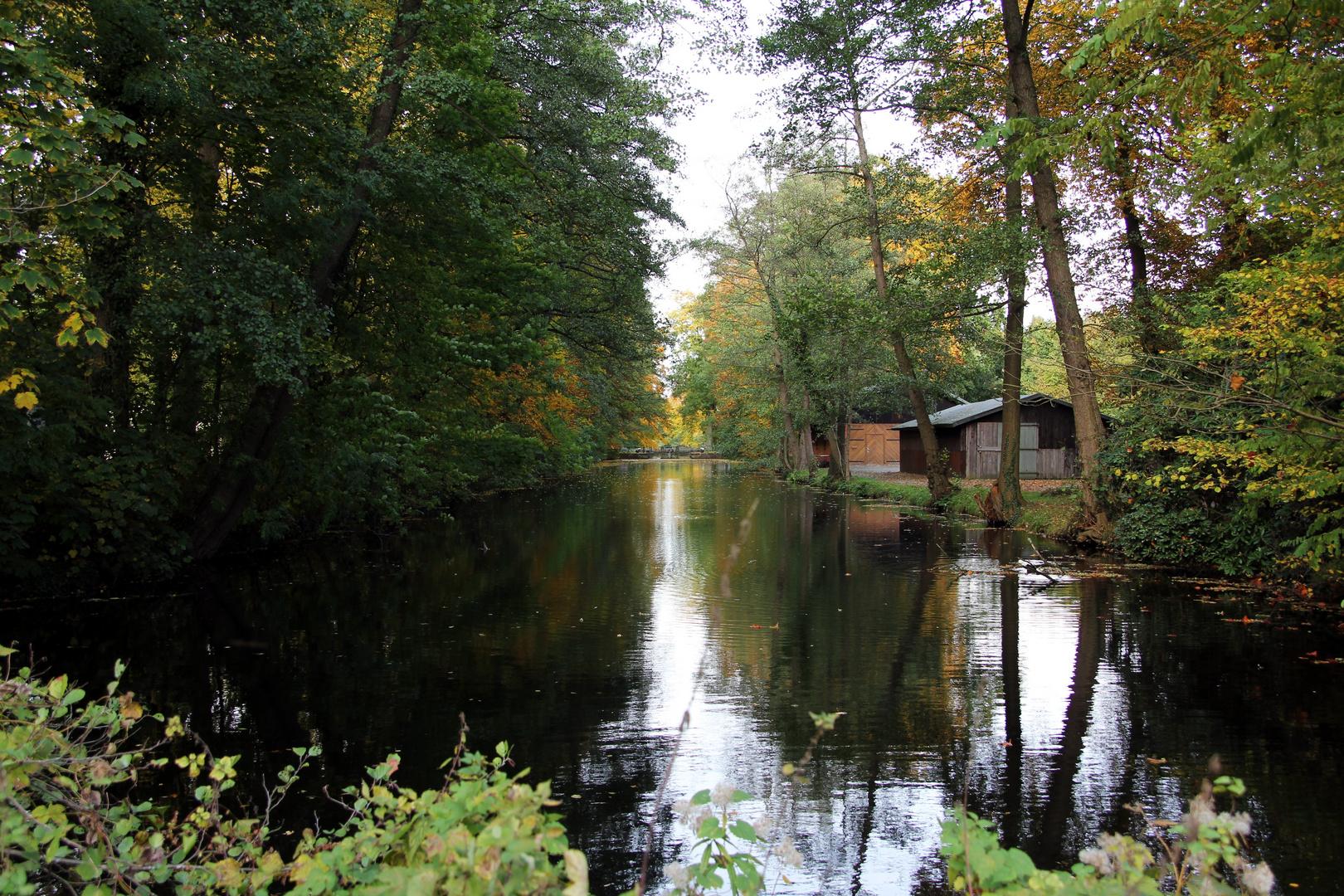 Herbststimmung in Meppen