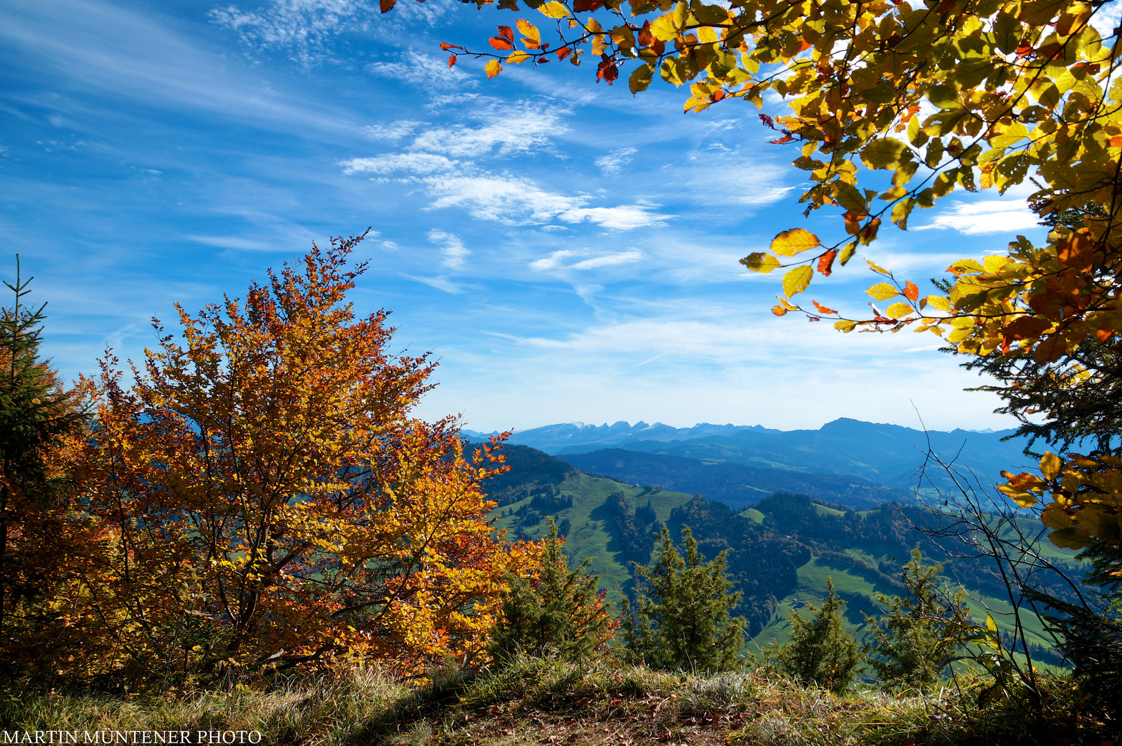 Herbststimmung Zürcher Oberland