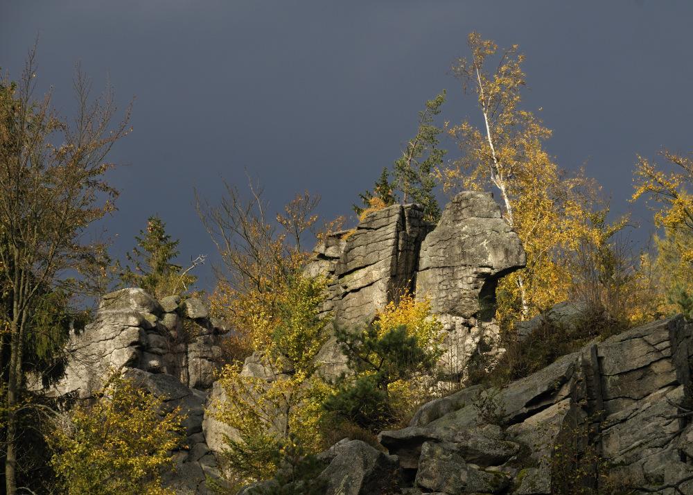 Herbststimmungtimmung in der Oberpfalz