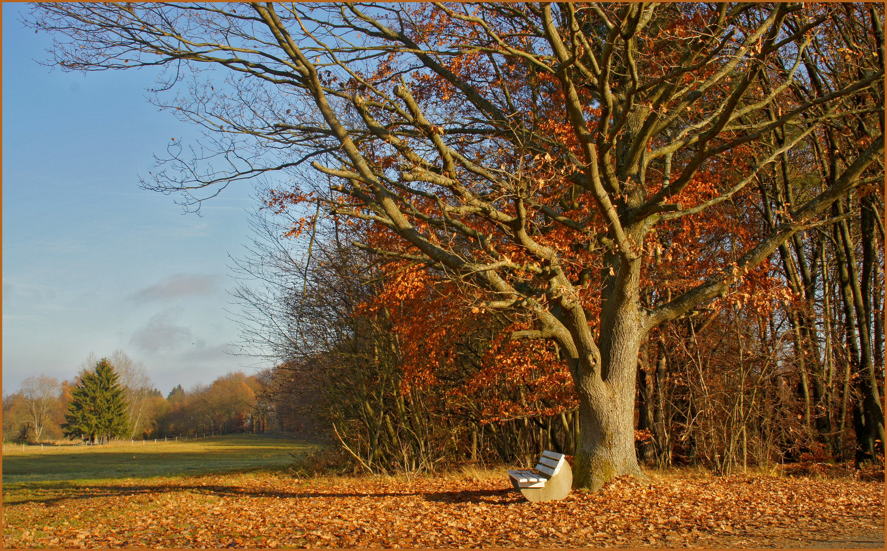 Herbsttag ....