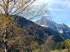 Herbsttag im Karwendel