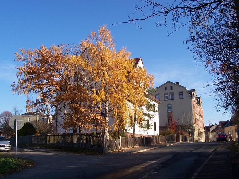 Herbsttag in Irchwitz
