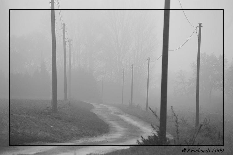 Herbsttristesse oder der Nebelblues